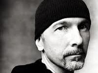 Gitarzysta U2 w żałobie