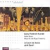 Georg Friedrich Haendel - Music for the Royal Fireworks (5)